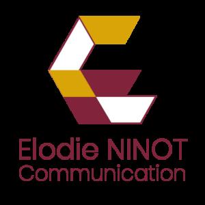 Logo elodie ninot communication